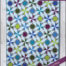 SRQ Twist & Shout Quilt Pattern Cover Front