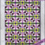 SRQ Starburst Quilt Pattern Cover Front