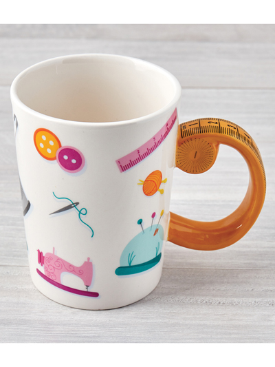 Tape Measure Mug