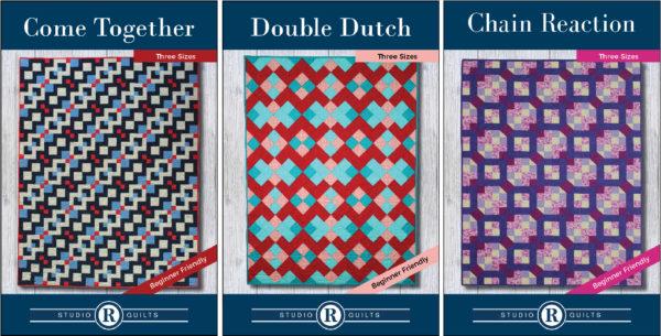 Dynamic Duo Quilt Pattern Bundle