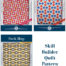 Skill Builder Quilt Pattern Bundle 1