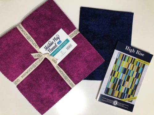 High Rise Quilt Kit Oceanic