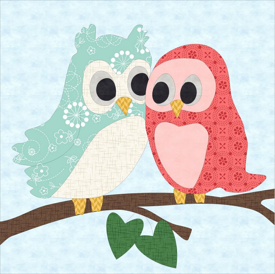 Love Owl-Ways Block