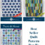 Best Seller Quilt Pattern Bundle