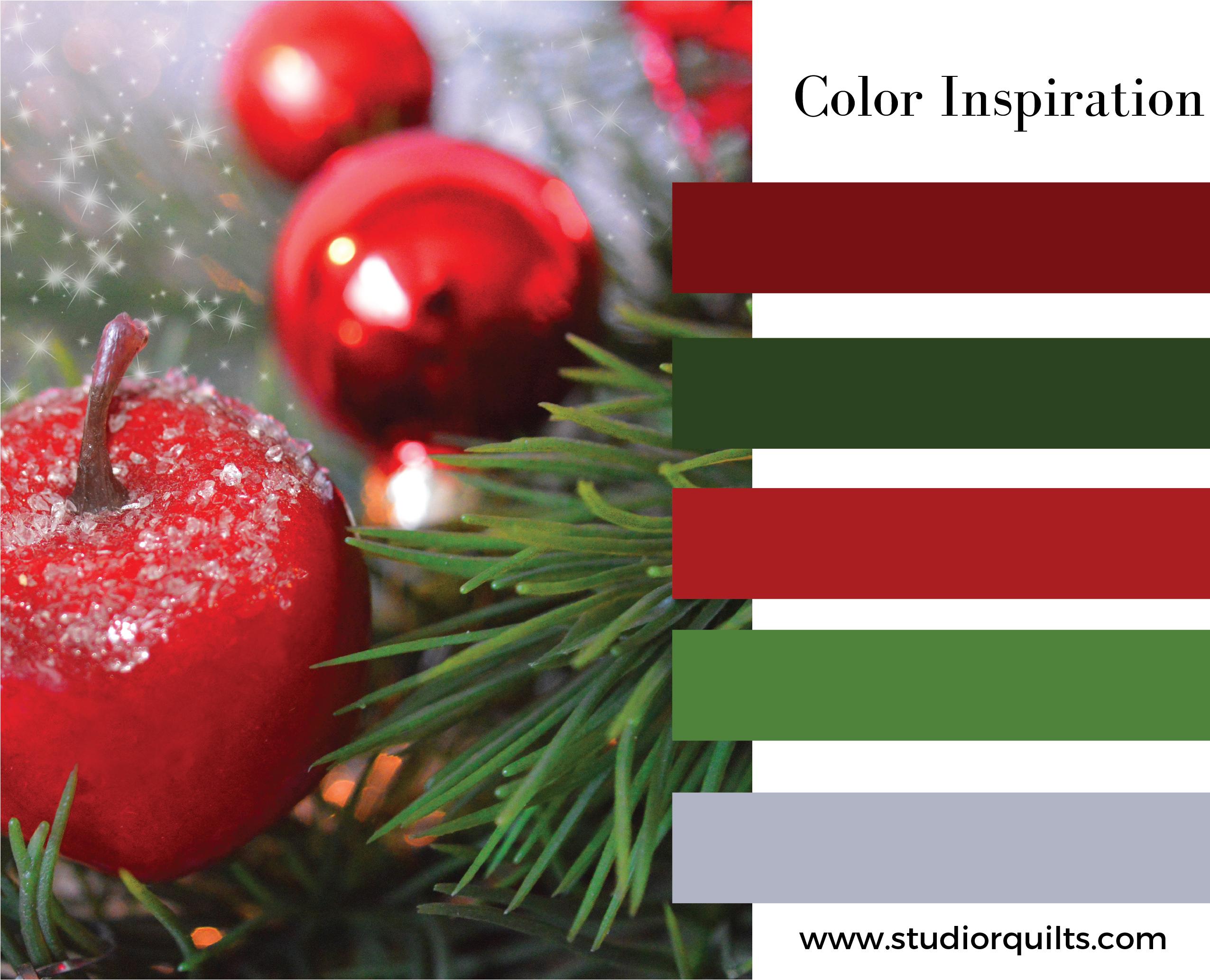 Color Inspiration: Christmas