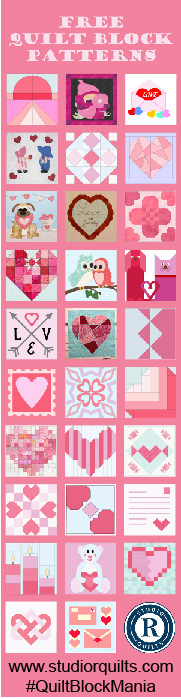 Quilt Block Mania January 2021 Group